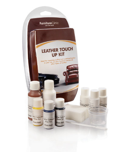 Leather Repair Touch Up Kit Simply Spray
