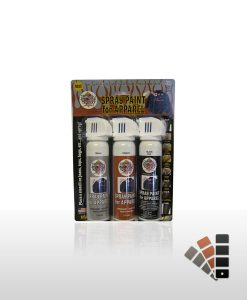 Copper Fabric Spray Paint Multipack