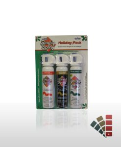 Holiday Fabric Spray Paint Multipack 1