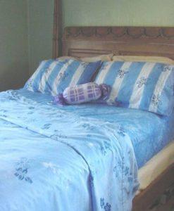 Blue Fabric Spray Paint Dye Vibrant Easy Soft