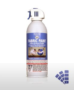 Periwinkle Fabric Dye Spray