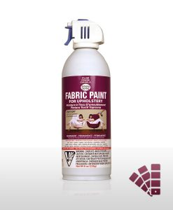 Plum Fabric Dye Spray