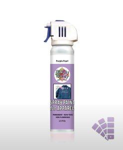 purple-pearlescent-fabric-stencil-spray-paint