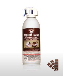 Saddle Brown Fabric Dye Spray