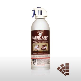 Saddle Brown Fabric Dye Spray