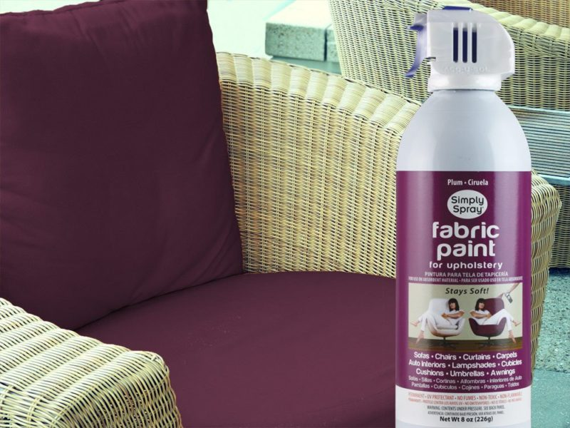 Large Fabric Dye Spray (Upholstery & Fabrics)
